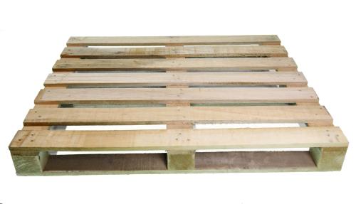 palet de madera 120 x 100 un uso - Palet De Madera