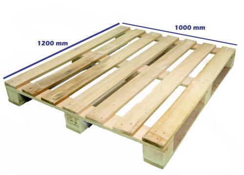 Palets de madera nuevos y reciclados - Reciclado de palets de madera ...