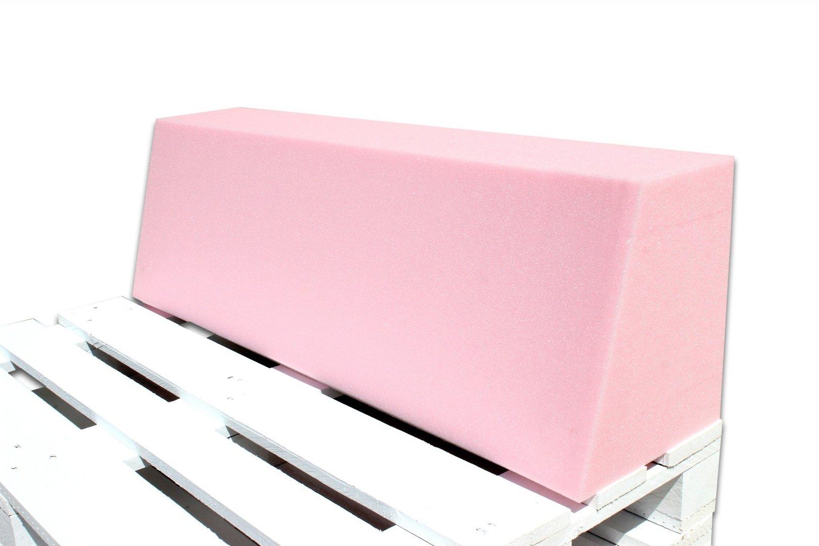 Respaldo de espuma europalet para palets 120 x 80 35 cm - Espuma para sofa de palets ...