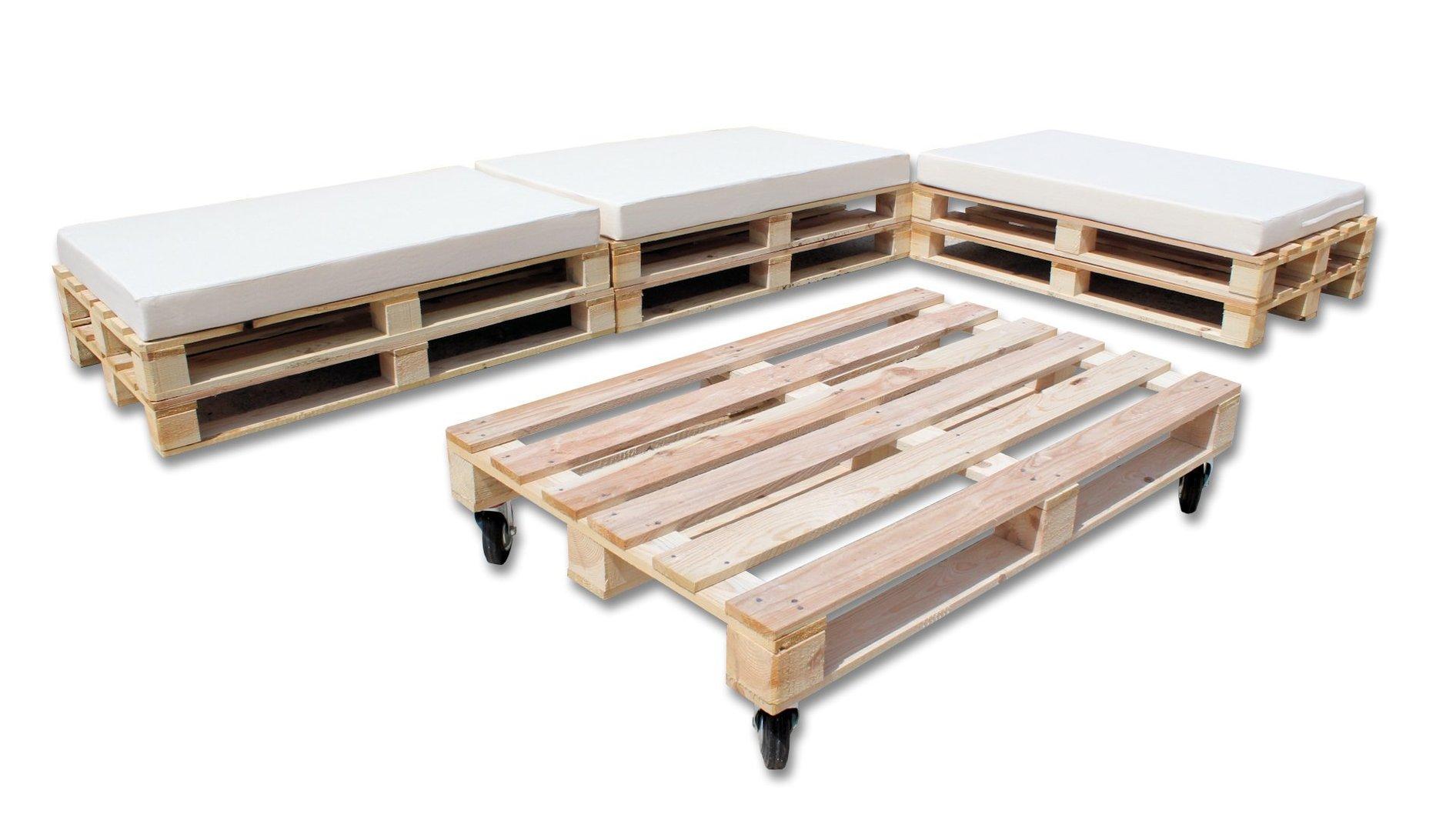 Mesas de palets precios awesome rusell mesa palets mesa - Palets de madera ...