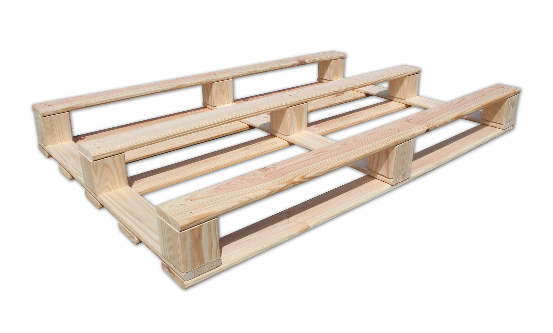 Palet 120 x 80 madera cepillada calidad premium - Palet de madera decoracion ...