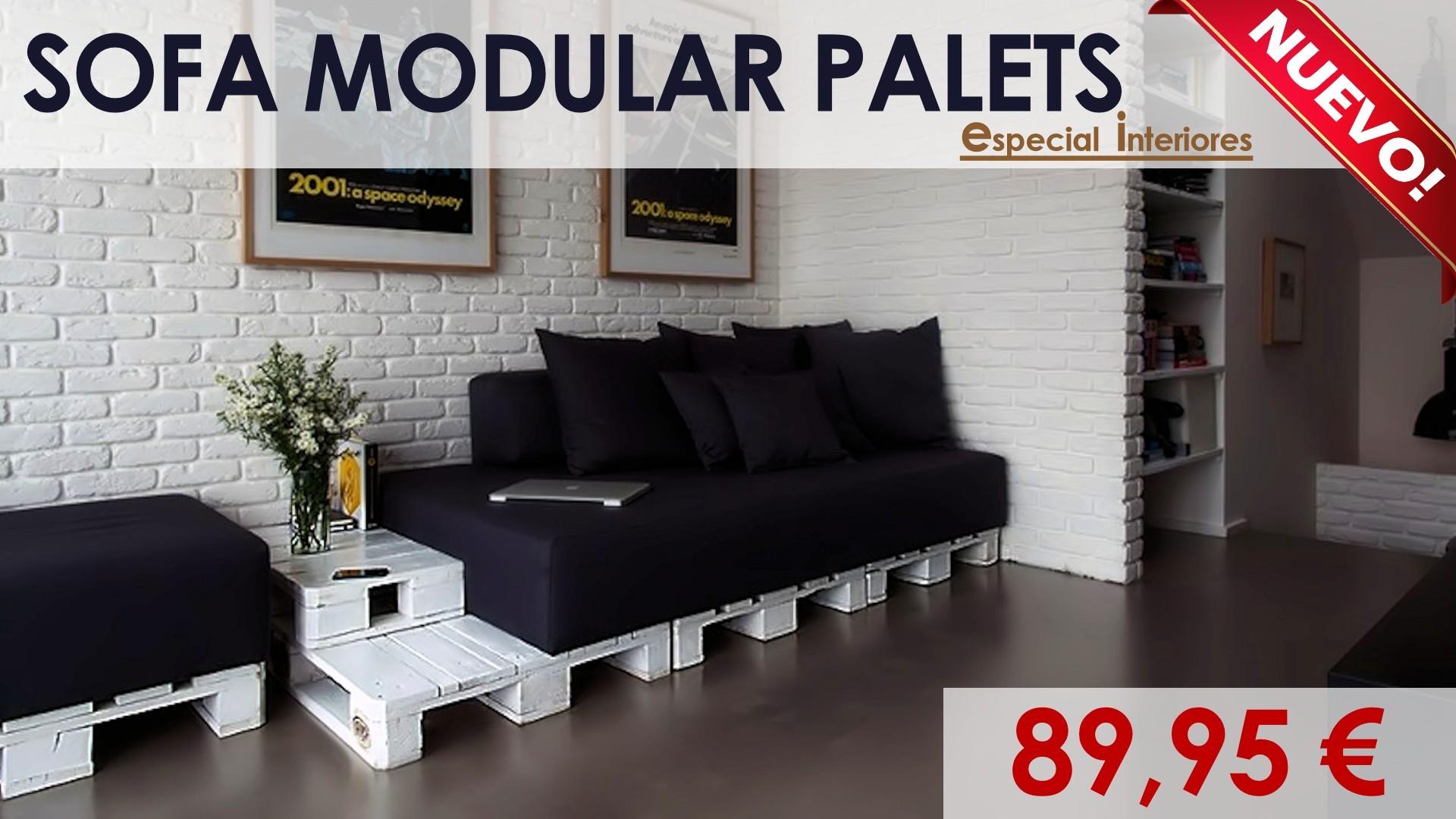 Muebles con palets - Como hacer sofas con palets ...